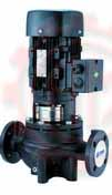 Pompa Booster Vertikal type TD Series