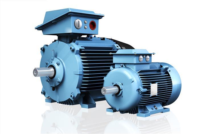 ABB Motor - General Performance IE2 Cast Iron Motors