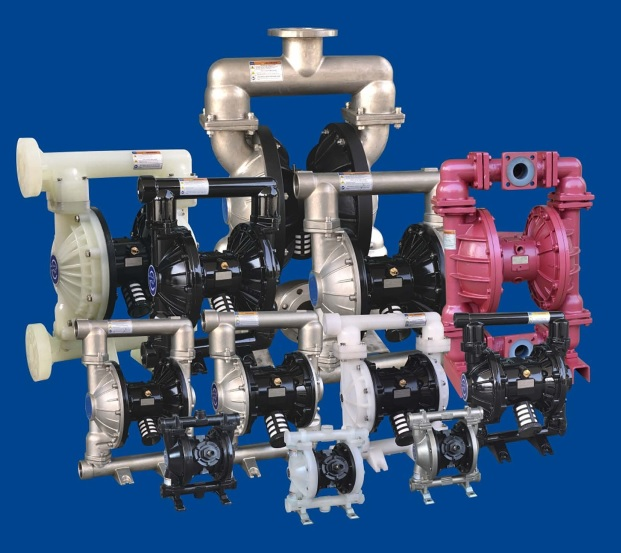 Rotor_GMB_Air_Operated_Diaphragm_Pump